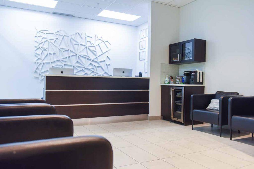 Waiting Area   West Calgary Periodontics