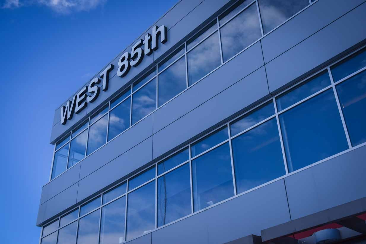 West 85th Building Signage | West Calgary Periodontics